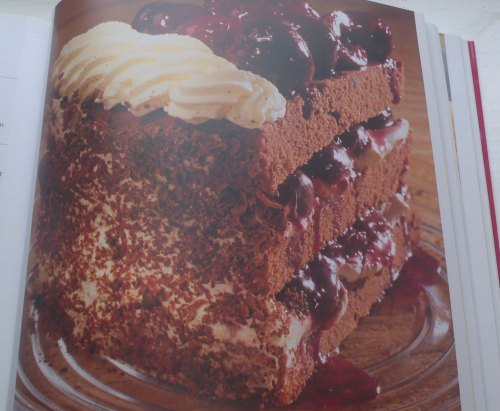 Black Forest Gateau by Gina Steer