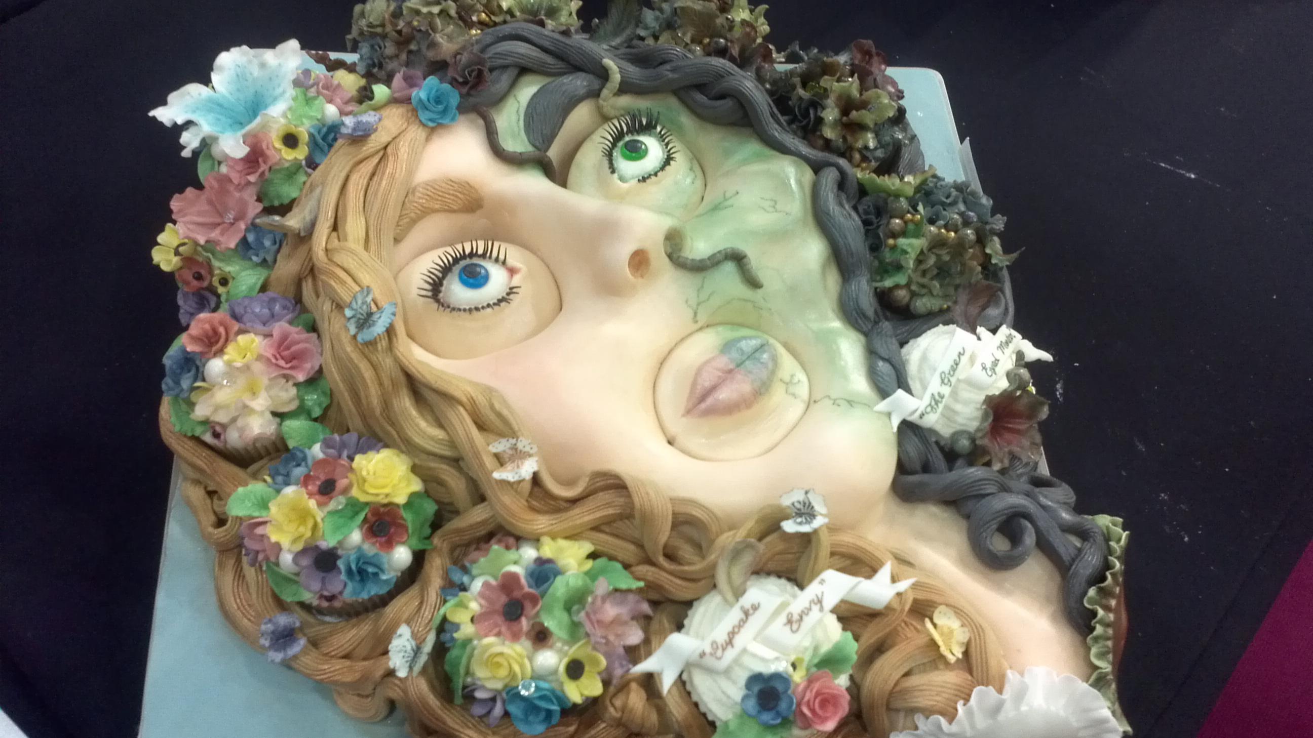 Sugarcraft Cake Decorating And Baking Show : Cake International   Sugarcraft, Cake Decorating & Baking ...