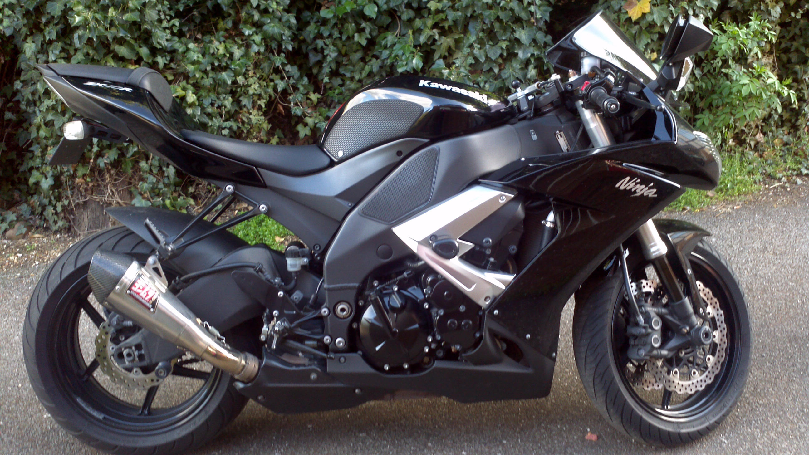 Kawasaki Ninja Zx 10r Bark Time