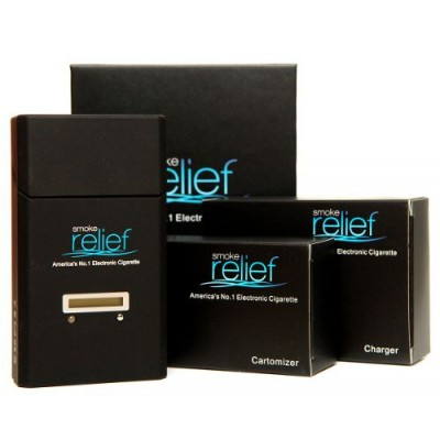 Deluxe Rechargeable eCigarette Kit