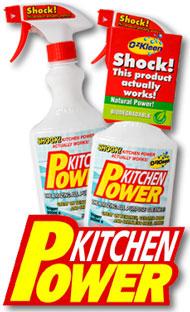 OzKleen Kitchen Power