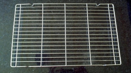 Replacement cooling rack - used, needs cleaning - 10p