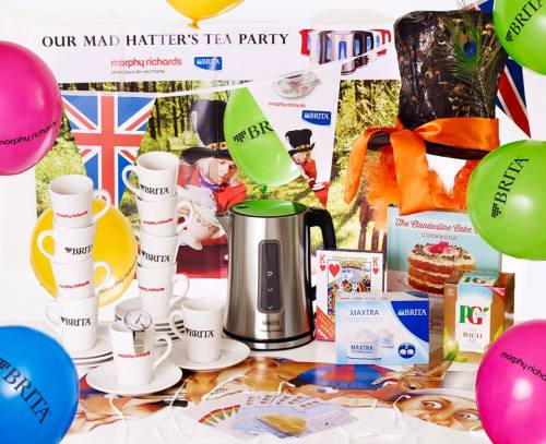 The Mad Hatter's Tea Party pack