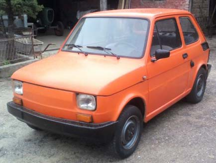 "Fiat 126 ""Maluch"" *"