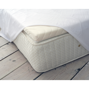 review luxury memory foam mattress topper from zen bedrooms bark