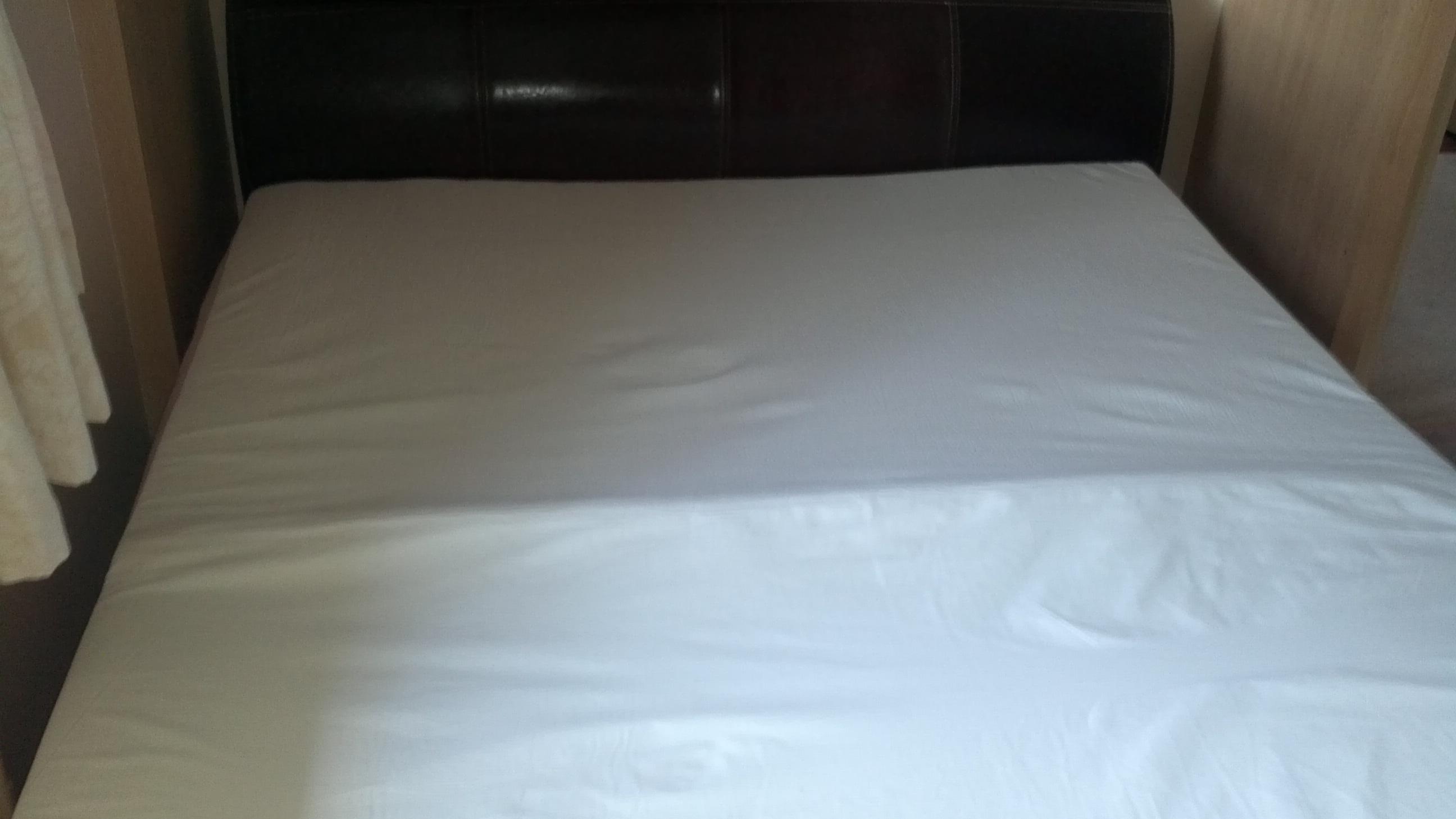 Review Luxury Memory Foam Mattress Topper From Zen