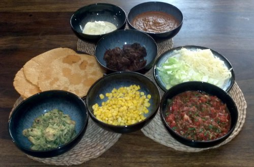 Our Mexican Night In