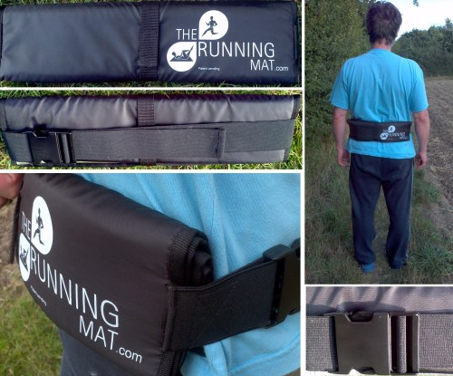The Running Mat as featured on Dragons Den