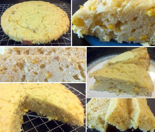 Our Double Corn Bread