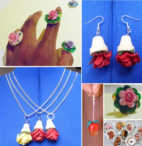 HANDMADE JEWELLERY FROM Made By Co-Ge