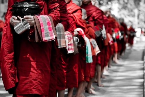 Mahagandayon Monastery, Amarapura, Burma