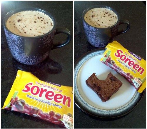 Soreen Snack