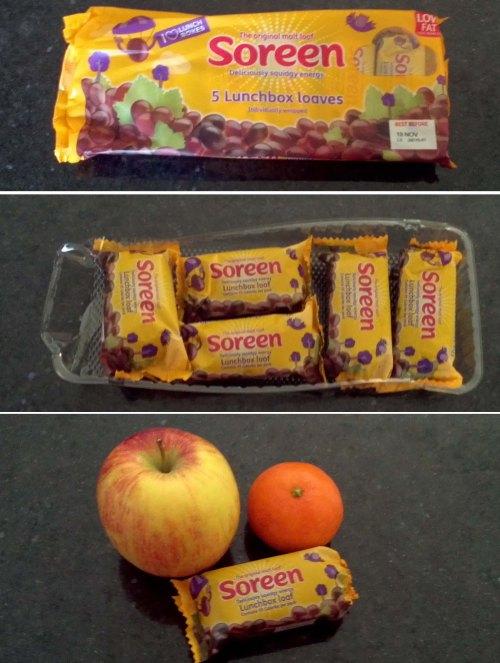 Soreen Lunchbox Loaves