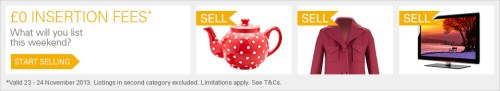 eBay banner