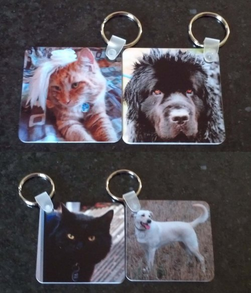Our New Keyrings