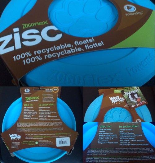 Zogoflex Zisc from West Paws Design