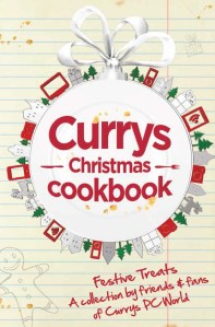 Currys Christmas Cookbook 2013