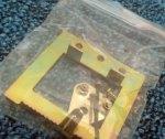 canvas mounting kit