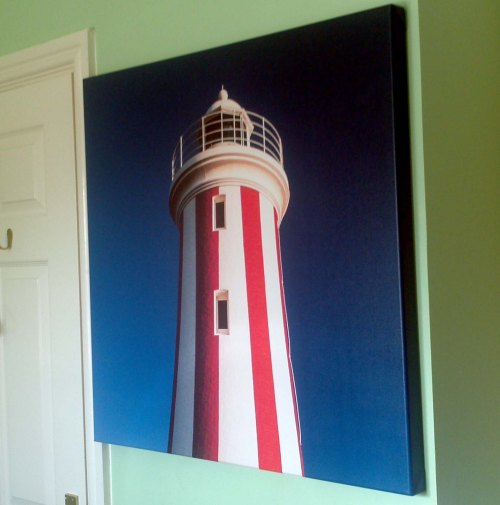 Our new canvas from Canvas Design