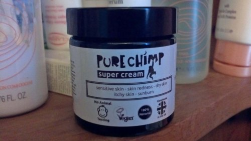 Super Cream Pure Chimp