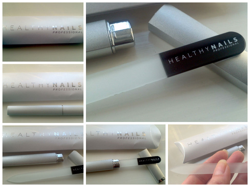 Crystal Nail File From Healthy Nails