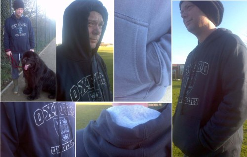 Hoodie from Universal Textiles