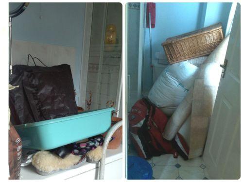 Guess where we hide stuff