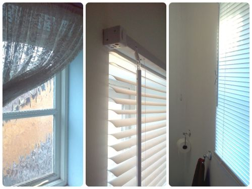 Bathroom Makeover on a Budget The Blind
