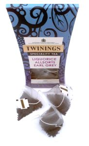 Liquorice Earl Grey Tea