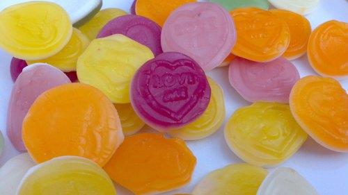 Love Hearts Squashies