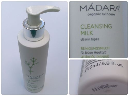 Madara Cleansing Milk