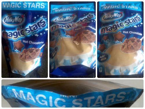 Milky Way Magic Star