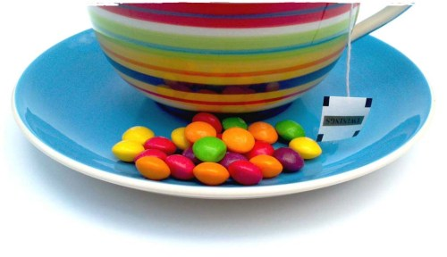 New Discoveries Skittles and Liquorice Earl Grey Tea