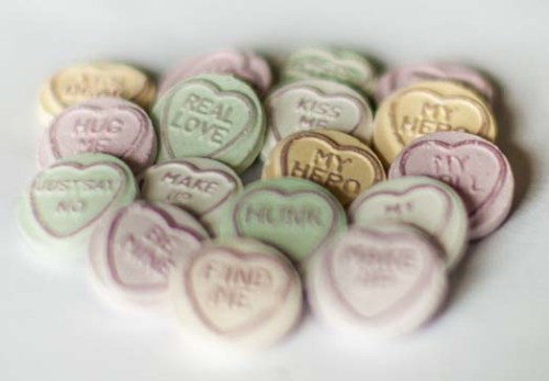 Share the love with Love Hearts!