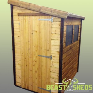 Shed me happy, please - Dream Shed
