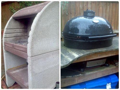 Shed me happy, please - our BBQs