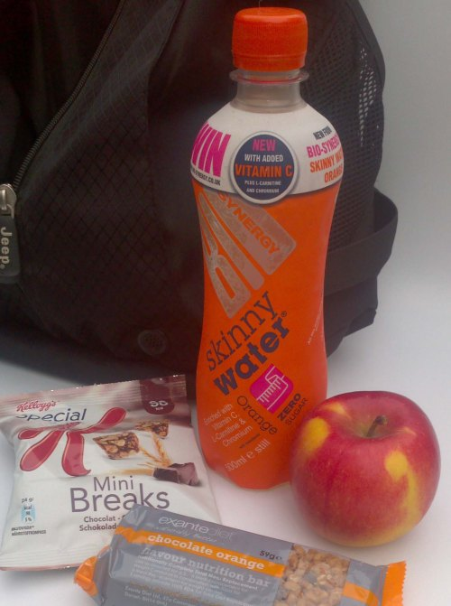 What's in my gym bag After gym replenishments