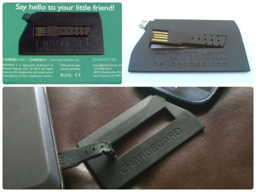 ChargeCard from Nomad