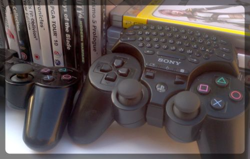 Gaming today is not just a joystick