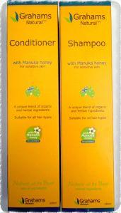 Grahams Manuka Honey Shampoo & Conditioner