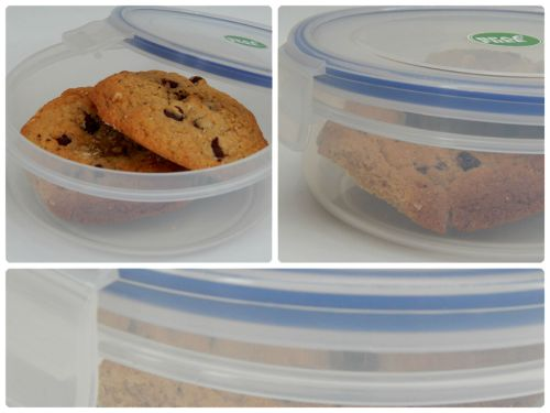Addis Clip & Close Small Round Food Container