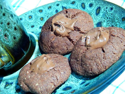 Chocolate & Hazelnut Drops