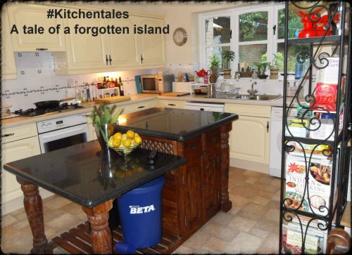 #Kitchentales – A tale of a forgotten island