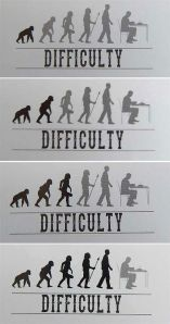 Man-Up Your Meals Difficulty Raiting