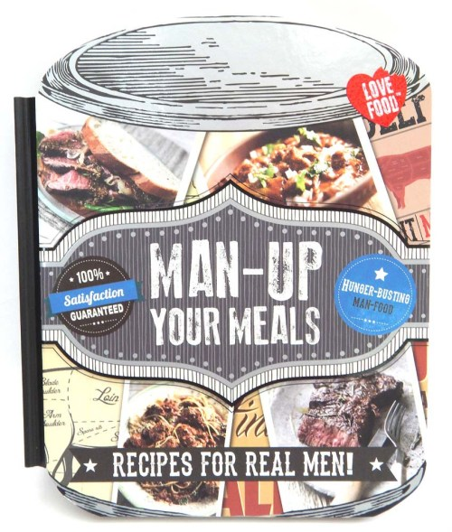 Man-Up Your Meals