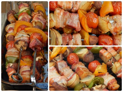 #MorrisonsMum BBQ Basics  Pork Belly Kebabs.