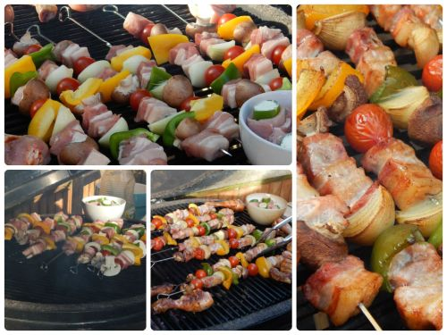 #MorrisonsMum BBQ Basics Pork Belly Kebabs