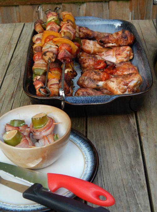 #MorrisonsMum BBQ Basicsmy my Pork Belly Kebabs