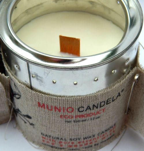 Munio Candela Soy Wax Candles