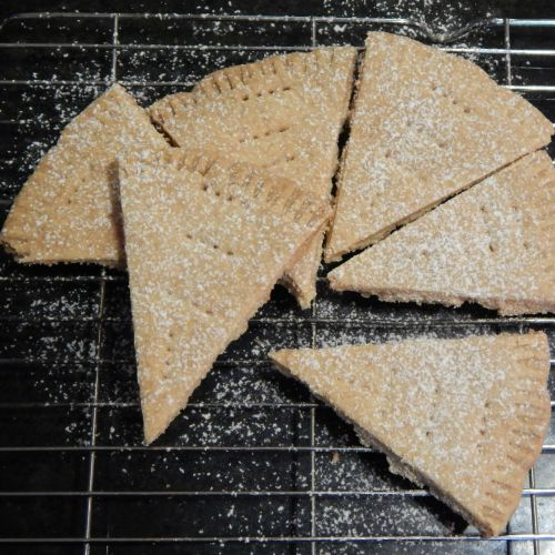 Our Traditional Shortbread